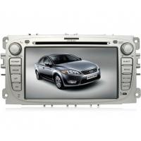 Quality Mondeo / Focus Car GPS Navigation System Touch Screen Wince 6.0 Core wholesale
