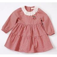 Buy cheap 2018 spring cotton dress 2-9 year children's skirt from wholesalers