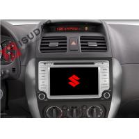 Buy cheap 4G SIM LTE Octa Core Android 6.0 Car Stereo , Suzuki Sx4 Head Unit With Radio OBD from wholesalers