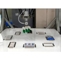 Quality High Speed Visual Inspection Systems Sorting System With Delta Robot wholesale