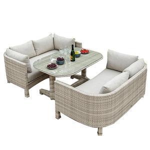 Quality 680mm Depth Indoor Wicker Sofa wholesale