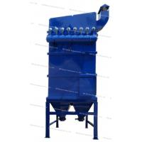 China Powerful Pulse Jet Bag Filter For Calcium Carbide Furnace / Cement Plant on sale