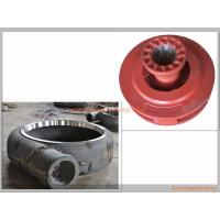 Quality Centrifugual Slurry Pump Spare Parts For Mining / Sand Dredging / Slurry Suction wholesale