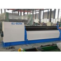 Quality Sheet Mechanical Plate Rolling Machine / 3 Roll Bending Machine For Sale wholesale