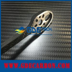 China CNC carbon fiber sheet for car on sale