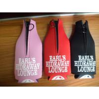 Quality factory supply Neoprene bottle beer stubby cooler holders with lanyard wholesale