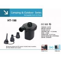 Quality HT-198 Rechargeable Electric Air Pump In Camping & outdoor wholesale