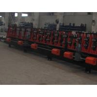 Quality C & Z Purlin Interchangeable Carbon Steel Cold Bending Machine / Metal Roll Forming Machine wholesale