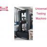 Buy cheap Electromechanical Tensile Testing Machine upper bending lower tensile test ASTM E8M 200kN ETM205D from wholesalers