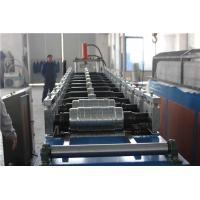 Quality Glaze Steel Stud And Track Roll Forming Machine , Roofing Roll Forming Machine wholesale