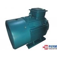 Quality Energy Efficient 3KW 4KW High Speed Electric Motor With IEC / DIN Standards wholesale