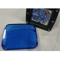 Quality Blue Cover For Cube Pods Car Lighting Accessories 12V 2 X 2 LED wholesale