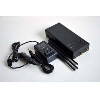 Buy cheap 10W UHF VHF Jammer RC 315 433 868MHZ Remote Control Blocker Up To 100 Meters from wholesalers
