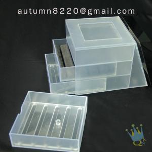 Quality BO (27) large fog acrylic boxes wholesale