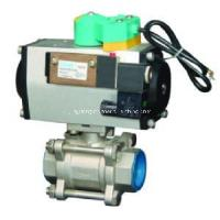 Quality Full Set of Pnematic Actuator and Ball Valve wholesale