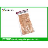 Quality wholesale wooden clothes peg set  wooden wooden Safe Clothes Pegs wholesale