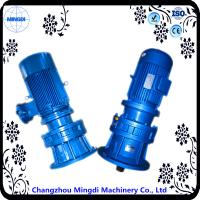 Quality Horizontal Industrial Planetary Gearbox Carburising Quenching Gear Grinding wholesale