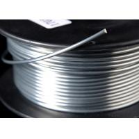 Quality 1000mm Long Aluminum Welding Wire , Alloy 4047 Aluminum Filler Rod For Welding wholesale