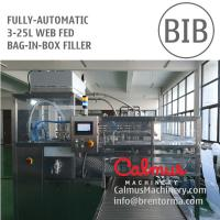 China 3-25L BIB Water Wine Cider Packaging Equipment Bag in Box Filling Machine on sale