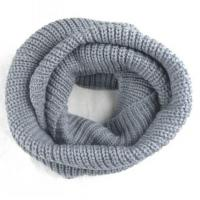 Quality 2015 new design fashion knitted scarf and neckerchief wholesale