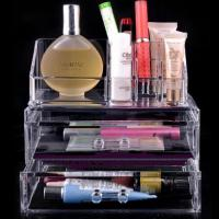 Quality Eco-Friendly acrylic cosmetic holder , Clear acrylic lipstick holder wholesale
