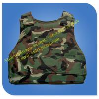 Quality camo military tactical vest kevlar clothing wholesale