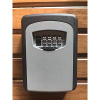 Quality Zinc & Aluminum Alloy Digital Door Key Safe Lock Box Wall Mount for Real Estate wholesale