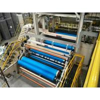 Cheap PP Spunbond Non Woven Fabric Making Machine / Non Woven Fabric Production Line for sale