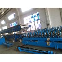 Quality Patented Technology PU Sandwich Panel Making Line For Wall and Proof Sheets wholesale
