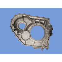 Quality Silver Aluminium Casting Diesel Engine Parts Timing Gear Cover  OEM Service wholesale