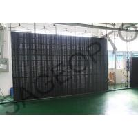 Quality High Definition P8.9 Advertising LED Curtain Screen as Window Transparent Display wholesale