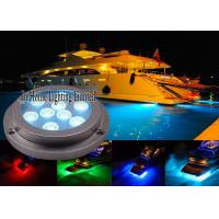 Anti-corrosion Bridgelux 3 in1 LED Boat Navigation Lights With RF & Bluetooth Controller