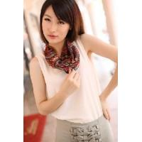 Quality Silk Polyester Scarf (12-BR050320-6.9) wholesale