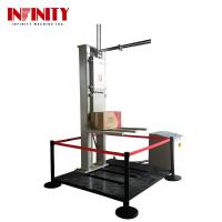 Quality Large Household Appliance Drop Impact Test Machine Zero Height Paper Package Free Fall Drop Tester wholesale