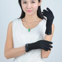 Quality ladies / women's autumn wool gloves wholesale