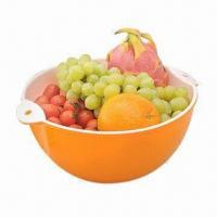 Quality Fruits Plate, FDA Certified, Made of PP, Customized Designs and Colors are Accepted wholesale