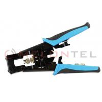 Quality F / BNC / RCA Telecom Hand Tools Wire Connector Crimping Tool For Coaxial Cable Connector wholesale