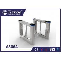 Quality Rainproof Design Office Security Gates / Swing Gate Turnstile For Library wholesale