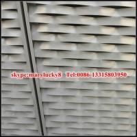 China Expanded Metal mesh/Aluminum expanded metal facade on sale