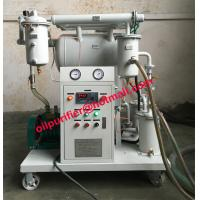 Quality Hot product Single Stage Vacuum Transformer Oil Purifier with Mobile wheel,oil purification plant, filter factory sale wholesale
