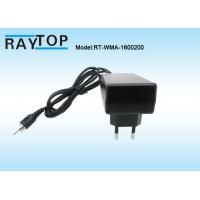 Quality 100-240VAC Input EU Plug 16V 2A Wall-mount Power Adapter  RCA Jack for Santral wholesale
