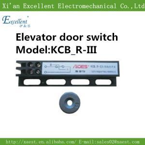 Quality KCB_R-III elevator door limit switch/elevator door lock wholesale