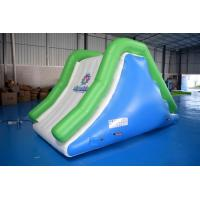 Quality New Inflatable Floating Water Slide For Water Games wholesale