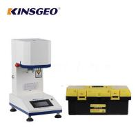 Quality Manual Automatic Full Load Melt Flow Index Equipment With AC220V 1 Year Warranty wholesale