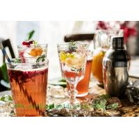 Buy cheap Beautiful Pattern Colored Drinking Straws For Holiday , Paper Party Straws from wholesalers