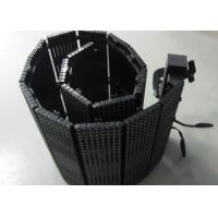 Quality Indoor P10 Flexible LED Screen Strip Display RGB Full Color Synchronous Control wholesale