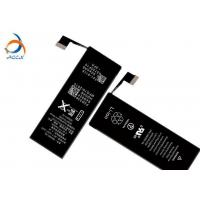 Cheap Brand new high quality li-polymer replacement internal battery for IPHONE 5S/5C with 3.8V 1560mAh for sale