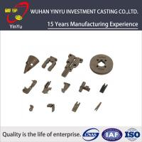 Buy cheap Wear Resistant Nail Gun Parts By Precision Casting And CNC Machining Services from wholesalers