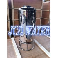 Quality Commercial Fleck Water Softener , Stainless Steel Multi Media Filter Housing wholesale
