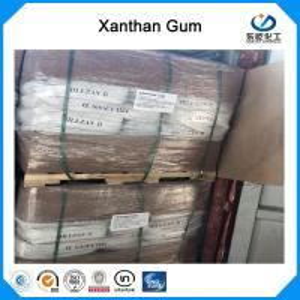 Quality Water Soluble EP/USP/E415 Xanthan Gum Food Grade 80/200 Mesh White Powder wholesale